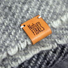 55 шт персонализированные кожаные бирки ручной работы с фирменным