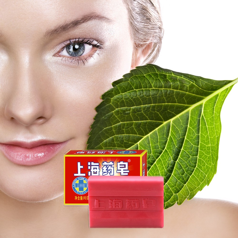 Shanghai Sulfur Soap Deodorizes Odor Removes Odor Kills Fungal Bath Soap And Underwear Detergent Prevents Fungal Skin Infections