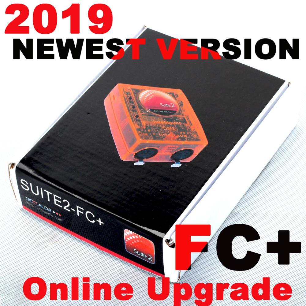 2 FC + 1024 Estágio Profissional de controle de software Sunlite Sunlite Suite 2 DMX-USB FC interface DASLIGHT dmx console do controlador