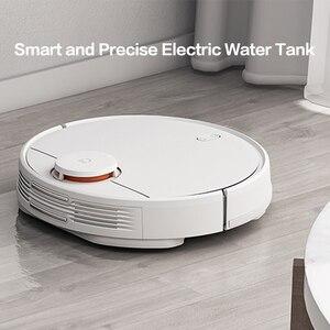 Image 5 - Xiaomi miロボット掃除機プロ家庭用mijiaダスト蒸気滅菌自動掃除充電スマート計画wifi appリモコン