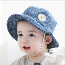 Cute Baby Boy Girl Autumn Winter Home Outdoor Hat Cotton Soft Warm Kid Round Tree Sign