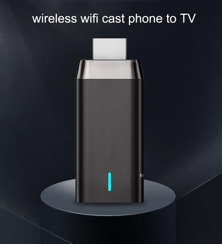 Espelho do Telefone para tv Adaptador de Exibição Áudio para Iphone Oppo para Huawei sem Fio Wifi Tela Vara Hdmi Vídeo Xiaomi lg Ios Andriod