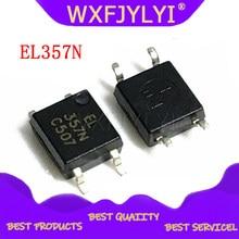 20 шт./лот EL357N-C EL357 SMD оптопара СОП-4 может заменить TLP181 Новый