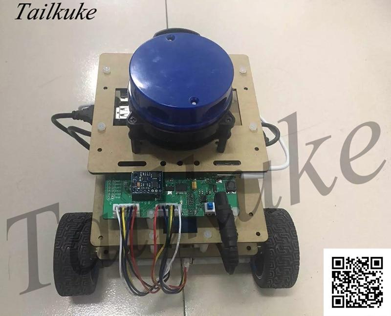 ROS Robot SLAM Radar Open Source ROS Secondary Development