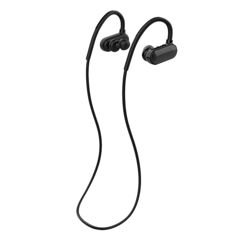 Waterproof Wireless Headphones Stereo Heavy Bass Earbuds Bluetooth 5.0 Sport Earphone Headset Hand Free Mic