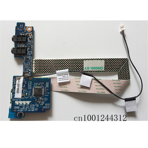 New Original For Dell XPS 15 L521X Audio SD reader IO Board with Cables LS-7851P KXMF1