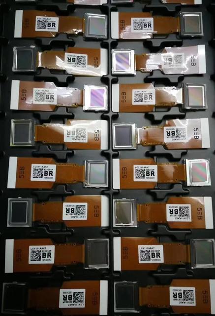 Originale e Nuovo Pannello LCD LCX111AAK7 LCX124BBJ6 LCX094 LCX101 LCX111 LCX124 serie Proiettore A CRISTALLI LIQUIDI del pannello di bordo