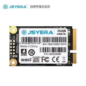JSYERA mSATA 256GB Hard drive mini SATA 32GB 60GB 64GB 120G 128GB 240GB 512GB 1TB Internal Solid State Drive Disk SSD MSATA3.0
