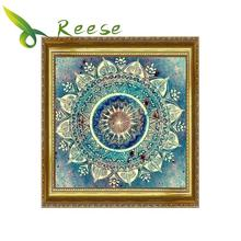 Diy Diamond Painting The Mysterious Mandala Full Embroidery Decorative Series Of Religious Culture