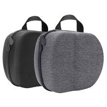 Para oculus quest 2 saco de armazenamento portátil vr fone de ouvido à prova de choque realidade virtual caso transporte viagem para quest/quest 2 acessórios