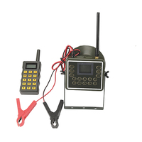 PDDHKK Mix two voice with Remote controll 60W loud hunting bird sounds mp3 player duck goose geese hunting bait decoy
