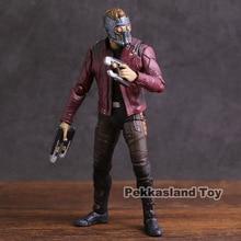 SHF, vengadores Infinity War, Star Lord, figura de acción de PVC, juguete de modelos coleccionables