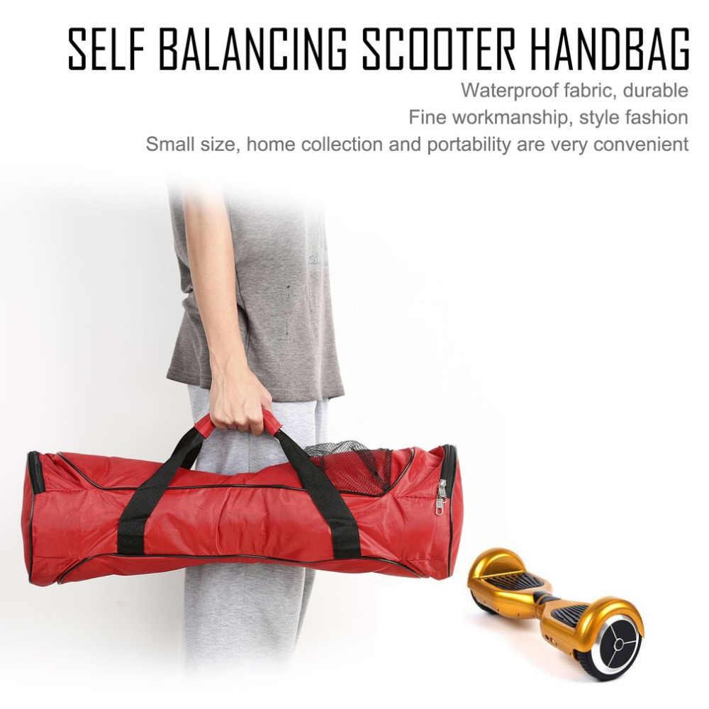 Borsa per il trasporto portatile per 2 Ruote di Auto Bilanciamento Scooter Elettrico di Skateboard 6.5 Pollici Equilibrio Intelligente Hoverboard Borsa