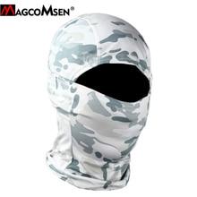 MAGCOMSENยุทธวิธีCamouflage Balaclava Full Face Quickแห้งHuntยิงArmyจักรยานหมวกกันน็อกทหารอุปกรณ์Airsoftเกียร์
