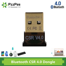 PzzPss Mini USB Bluetooth V 4.0 Dual Mode Sem Fio Adaptador Dongle Bluetooth CSR 4.0 USB 2.0/3.0 Para Windows 10 8 XP Win 7