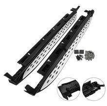 SUV Aluminium Alloy Running Board For Mercedes Benz GLC Side Step Nerf Bar 4X4(China)