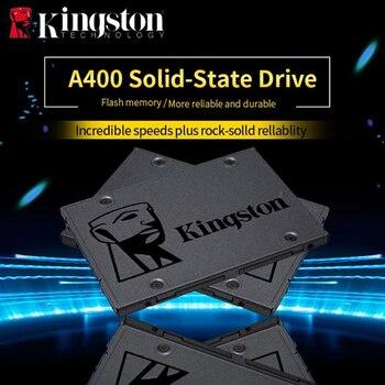 Kingston Digitale A400 SSD 120GB 240GB 480GB SATA 3 2,5 zoll Interne Solid State Drive HDD Fest festplatte HD SSD 240 gb Notebook PC