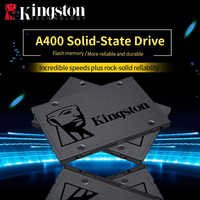 Kingston Digitale A400 SSD 120GB 240GB 480GB SATA 3 2,5 zoll Interne Solid State Drive HDD Fest festplatte HD SSD 240 gb Notebook PC
