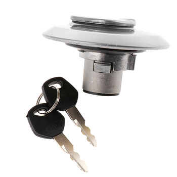 Racing Motorcycle Gas Cap Fuel Tank Cap With Key Lock Set Fit for Honda CM125 CBT125 CBT 125 Spare Parts image
