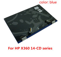 FOR HP 14 LED FHD LCD TOUCH DIGITIZER LIKE PAVILION x360 14 CD SAPPHIRE BLUE