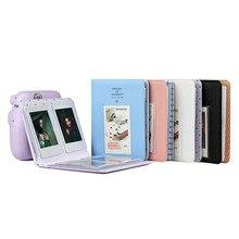 3 Inch Large Capacity Storage Photo Card Holder For Fujifilm Instax Polaroid Mini11 Mini 11 64 Pockets Of Picture Album Bag Case