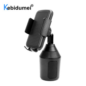 Image 3 - Universal Car Cup Holder Stand for Phone Adjustable Drink Bottle Holder Mount Support for Smartphone Mobile Phone Accessories