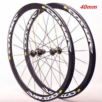 Última alta calidad 40mm Original gran oferta 700C aleación V ruedas de...