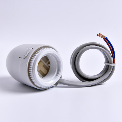 Anti Flammable Electric Thermal Actuator For Underfloor Heating Thermostat