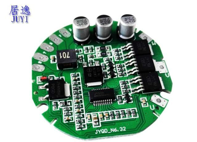 JY02A12V-24v3A DC Brushless Motor Drive Controller Automotive Motor Pump Control Drive