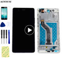 Nuevo LCD para Huawei P9 Lite VNS-L21 VNS-L22 VNS-L23 VNS-L31 VNS-L53 pantalla LCD pantalla táctil P9 Lite LCD asamblea de pantalla marco