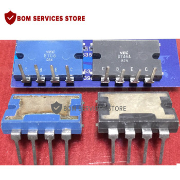 Fast Delivery one pair 2SB706 2SD746 B706/D746  Origianl transistor