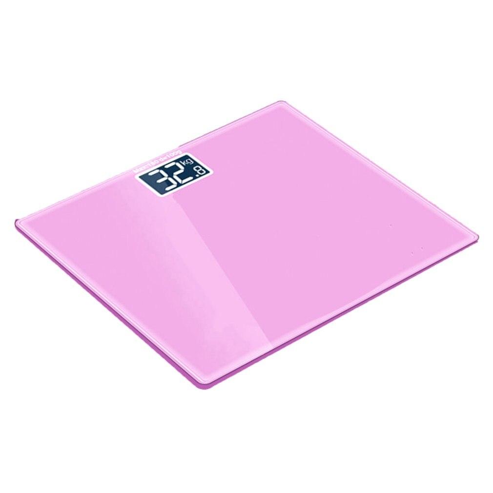 180 кг мини электронные весы для тела ЖК-дисплей Взвешивание цифровые весы высокоточные рекламные напольные весы для ванной комнаты