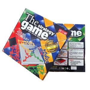 Image 2 - Blokus настольные игры 4 игроков дети стратегия игры Blokus настольная игра семейные Board Game Blokus