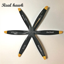 3 Blade 18x6/18x8/18x10/19x8/19x10 CCW or CW Wooden Propeller High Quality For Scale RC Gas Airplane Model parts