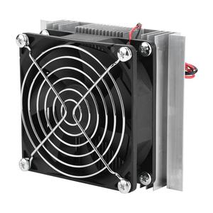 Image 5 - 50W DIY Thermoelectric Cooler קירור מערכת קירור מוליכים למחצה מערכת ערכת צלעות קירור למעבד עבור 15L מים