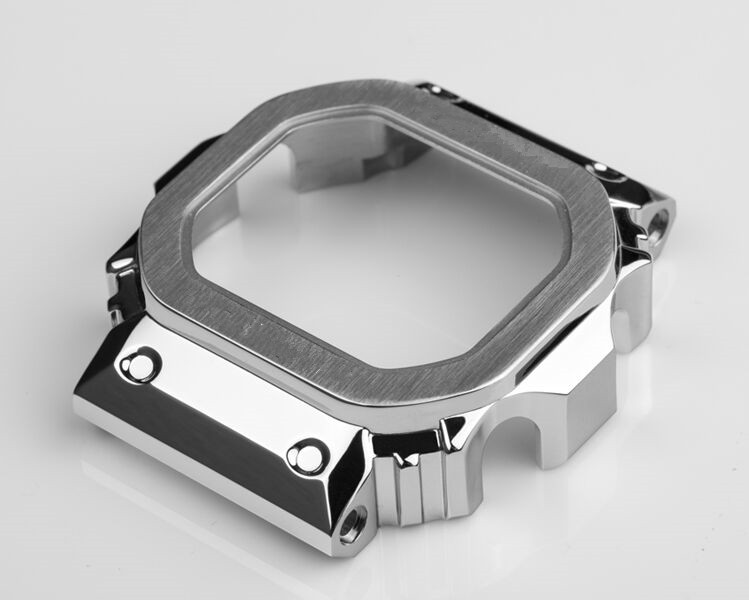 Classical Type GXW-56 GX-56 Stainless Steel Bezel Cover for Watch Replacement