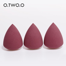 O. Sponge Facial Solid Makeup Foundation Cosmetic Puff Make Up Holder Water CleanerPowderSmooth