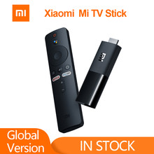 Versão global xiaomi mi tv vara android tv 9.0 quad-core 1080p dolby dts hd decodificação 1gb ram 8gb rom google assistente netflix
