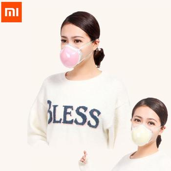 Xiaomi Mijia Youpin Q7 Electric Face Mask Provide Active Air Supply Protection Respirator Masks