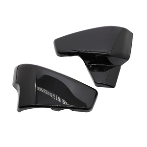 Image 3 - Motorcycle Battery Side Cover For Honda VLX600 1999 2008 VLX 600 VT 600 C CD Shadow VLX Deluxe 1999 2007 Steed 400 600 1988 1990