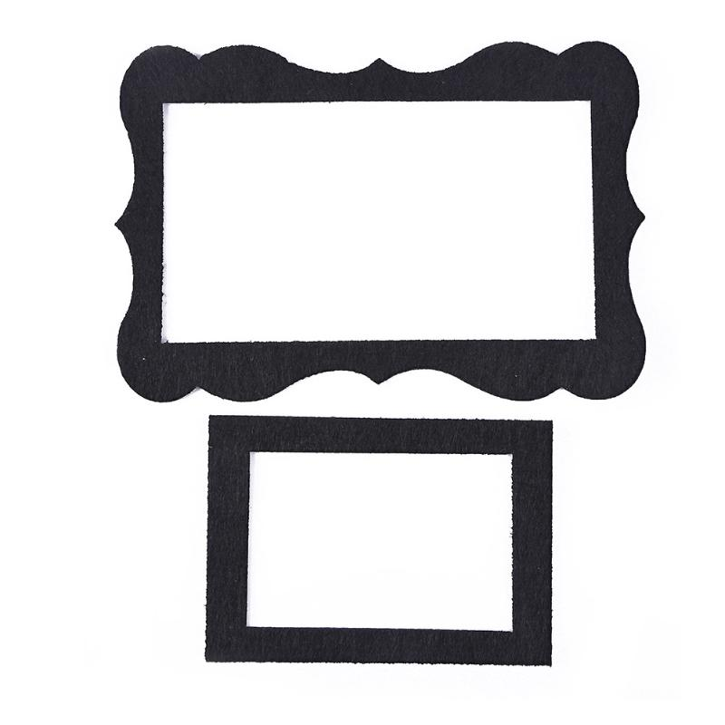 2pcs Infant Photo Frame Prop Baby Photography Background Accessories Newborn Hundred Days Memorial Photo Frame