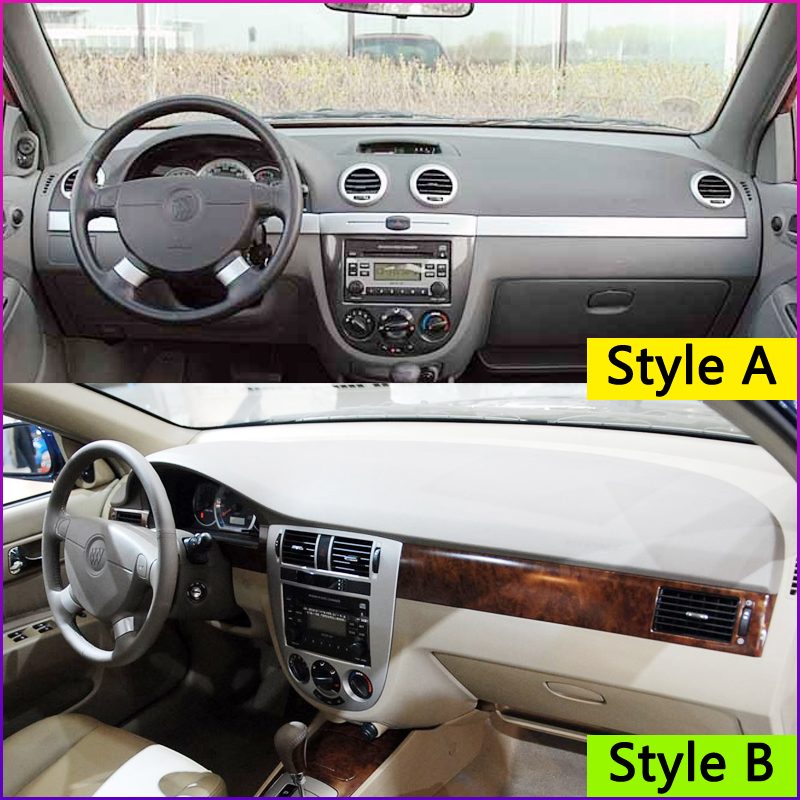 cheapest Dashboard Cover Protective Pad for Chevrolet Lacetti Optra for Daewoo Nubira for Suzuki Forenza for Holden Viva Car Accessories