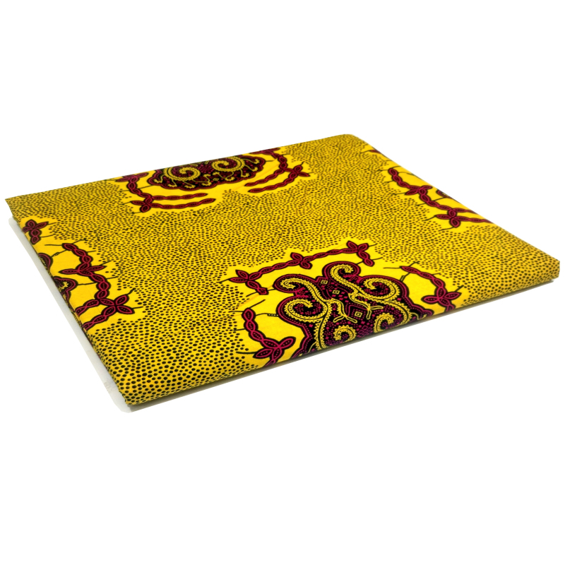 African Fabric Veritable Real Wax Fabric Ankara Print African Wax Fabric 2019 Tissu Wax Patchwork Polyester Pongee For Wedding