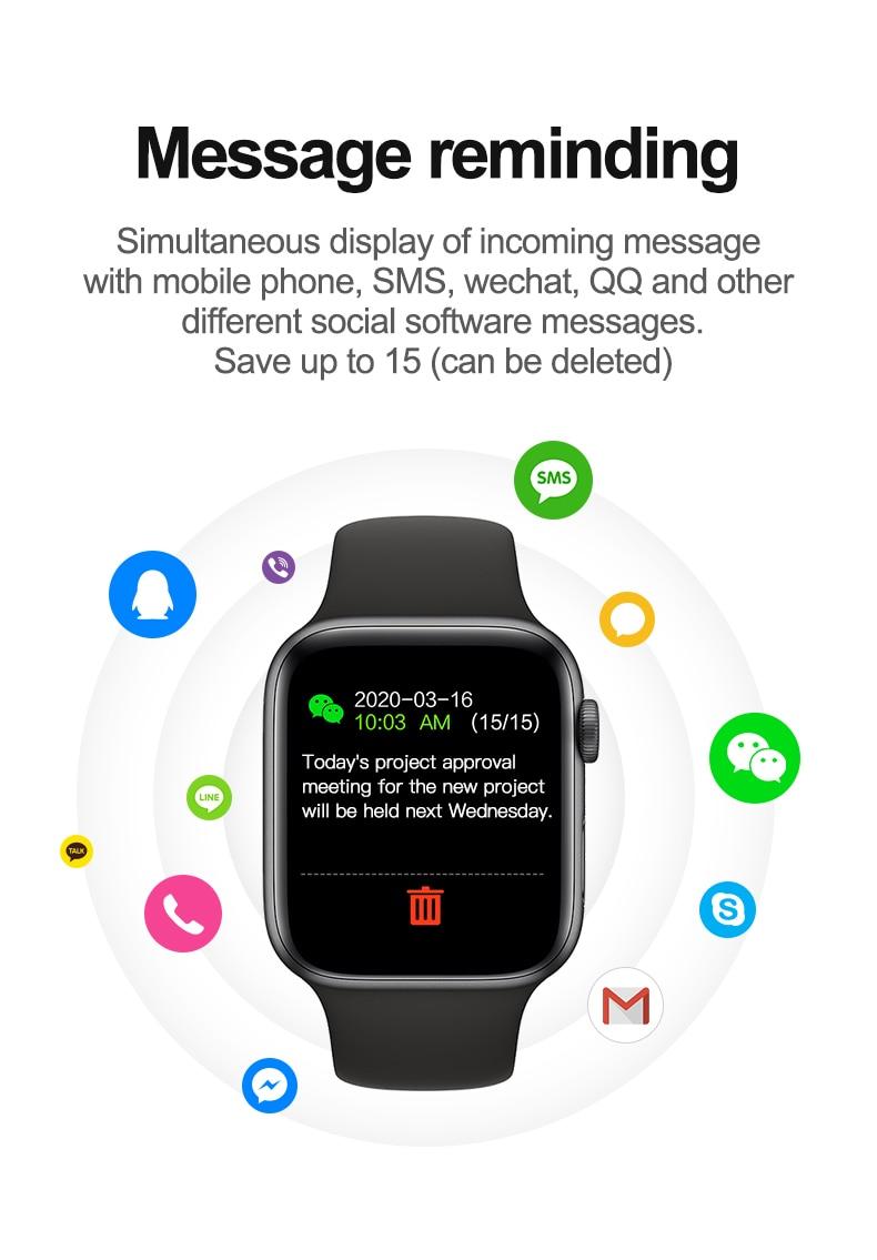 U78 Plus Smartwatch Series 5 8