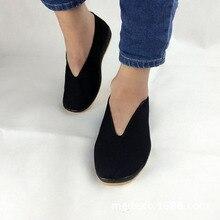 Обувь кунг-фу черного цвета с боевым искусством; кроссовки Tai Chi на резиновой подошве; Китайская традиционная обувь в стиле «Старый Пекин» для крыла, Чжуна, каратэ; унисекс