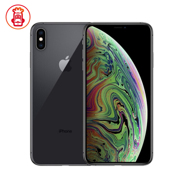 Перейти на Алиэкспресс и купить Оригинальный разблокированный Apple iphone XS MAX 4G LTE 4G RAM 64 Гб/256 ГБ ROM A12 бионический чип IOS12 IPHONE XS 2658 мАч б/у телефон