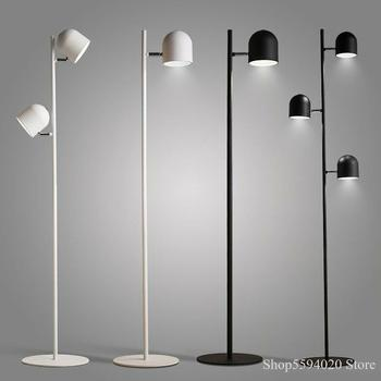Lámpara Led De Pie nórdica moderna con personalidad creativa lámparas De Pie...