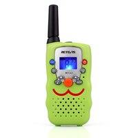 מכשיר הקשר 1 מתנה לחג המולד זוג Retevis RT32 מיני מכשיר הקשר Kids רדיו Handy 2 Way רדיו PMR446 PMR FRS פנס יום הולדת מתנה לחג המולד (4)