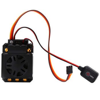 Car Truck Buggy 1/8 Rc Brushless Motor Esc Sensored Ts150A Ts 150A Esc Sensored Esc Rc Part