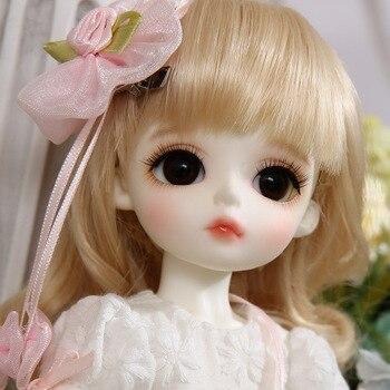 Lcc Miyo BJD SD Doll 1/6 Body Model Boys Girls Oueneifs High Quality Resin Toys Free Eye Balls Fashion Shop